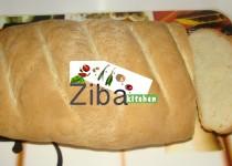 نان فرانسوی ( نان سیلوی سفید)