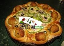 کراون پیتزا