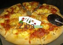 پیتزای اناناس