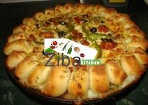 چیسی بایتس پیتزا