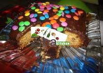 کیک چاکلیتی جیمز
