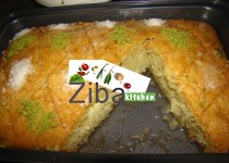 کیک  شربتی ترکی