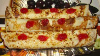 Easy Crepes Recipe