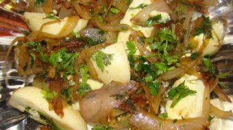 Boiled Egg Fry Recipe