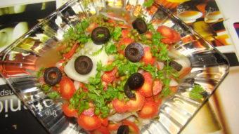 Mung Dal Salad Recipe