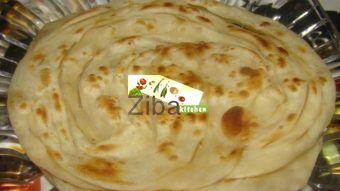 Paratha Haftlaa (Layered Paratha) Recipe
