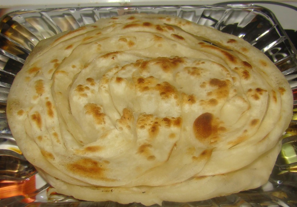 Ziba Kitchen Dast Pukht Afghani Paratha Haftlaa