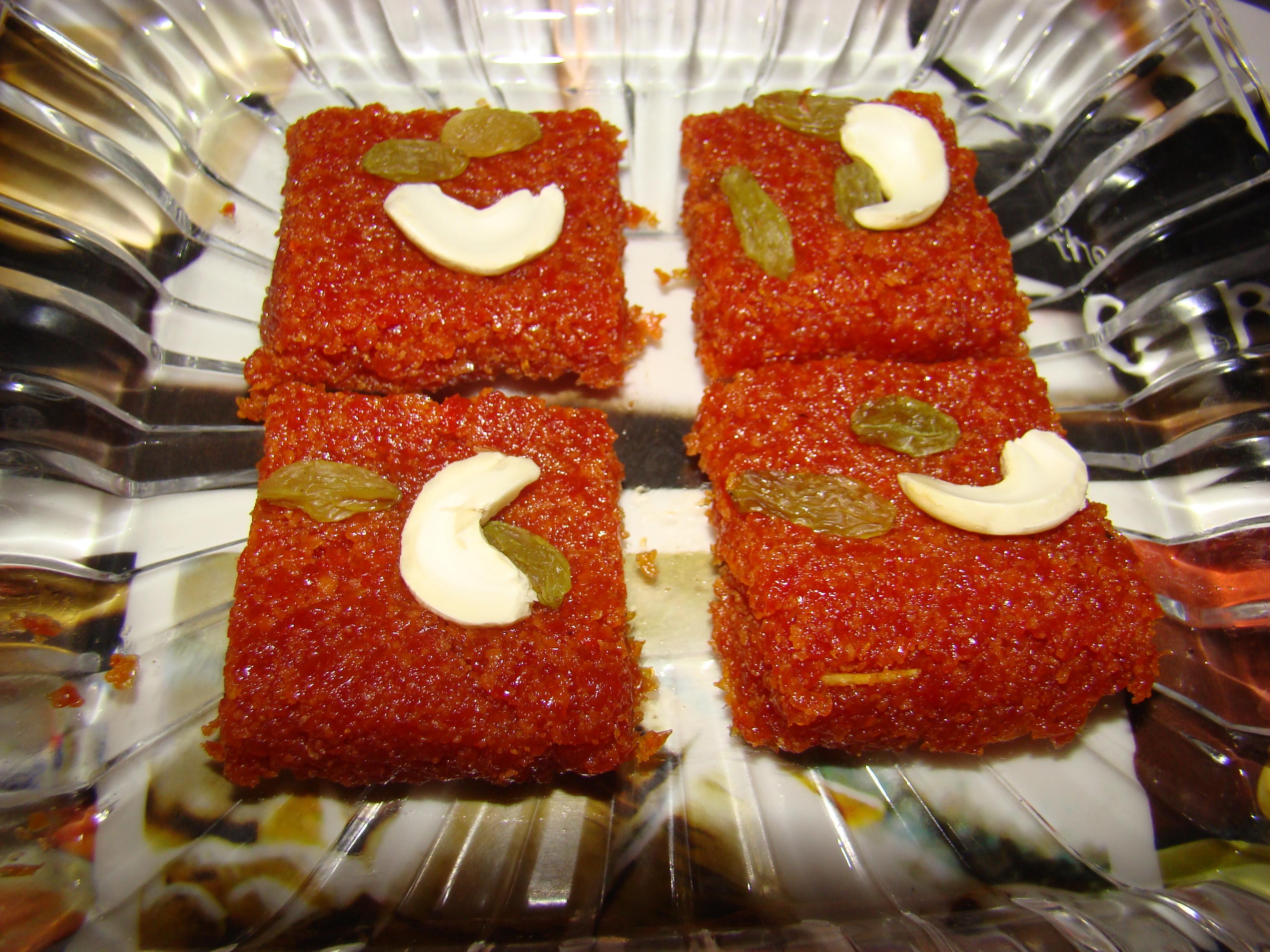 Halwa e Zardak (Carrot Halwa) Recipe