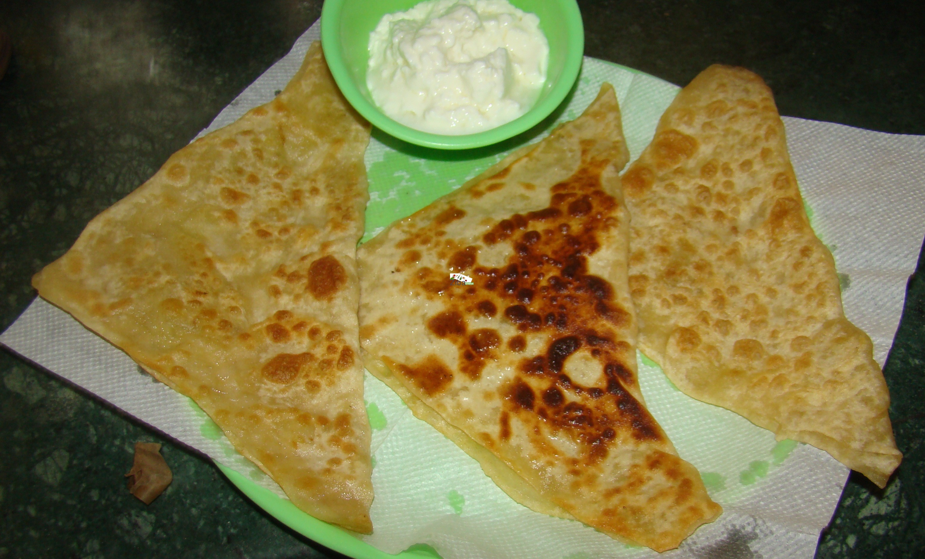 Bolani Kachalo Recipe