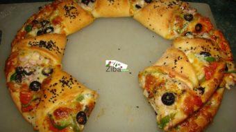 Samosa Pizza Recipe