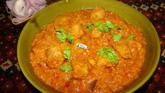 Soya Curry Recipe