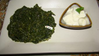 Spinach Stew Recipe