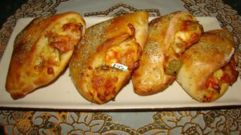 Calzone Pockets Recipe