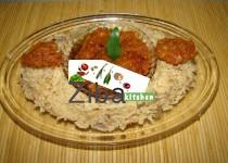 Rice with Turnip (Shalgham Bata)