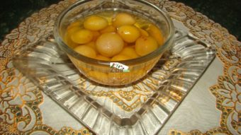 Dry Apricot Water Recipe
