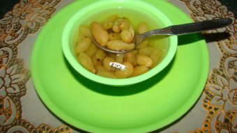 Green Raisins Water Recipe