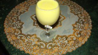Milk with Honey &Turmeric Recipe
