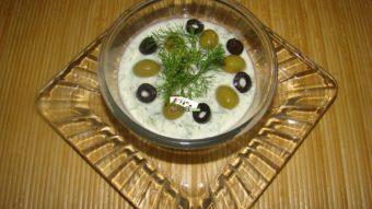 Cucumber Dill Dip Recipe