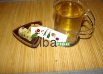 Green Tea with Cardamom