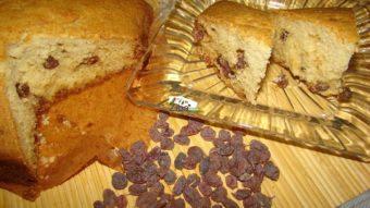 Raisins Cake Recipe