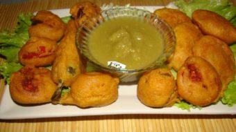 Vegetable Pakura Recipe