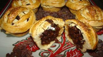 Mini Raisin Pie Recipe