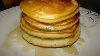 Yogurt Pancake Recipe