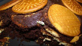 Chocolate Biscuit Cake Recipe