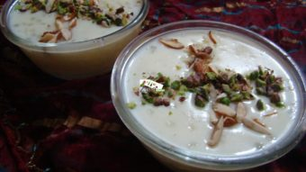 Sabodana Pudding Recipe