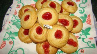 Jam Cookies Recipe