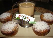 Gooseberry Jam Muffins