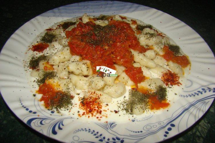 Potato gnocchi touch of afghan taste ziba kitchen dast pukht potato gnocchi touch of afghan taste forumfinder Choice Image