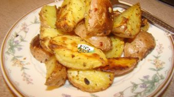 Red Baked Potatoes Recipe