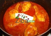 Afghani Chicken Stew
