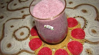 Blueberry Apple Smoothie Recipe