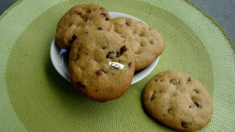 Choco Chips Cookies Recipe