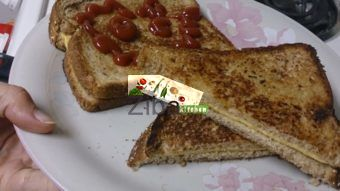 Cheese Slice Toast Recipe