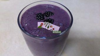 Blackberries Smoothie Recipe