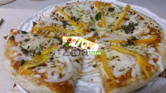 Veg Pan Pizza Recipe